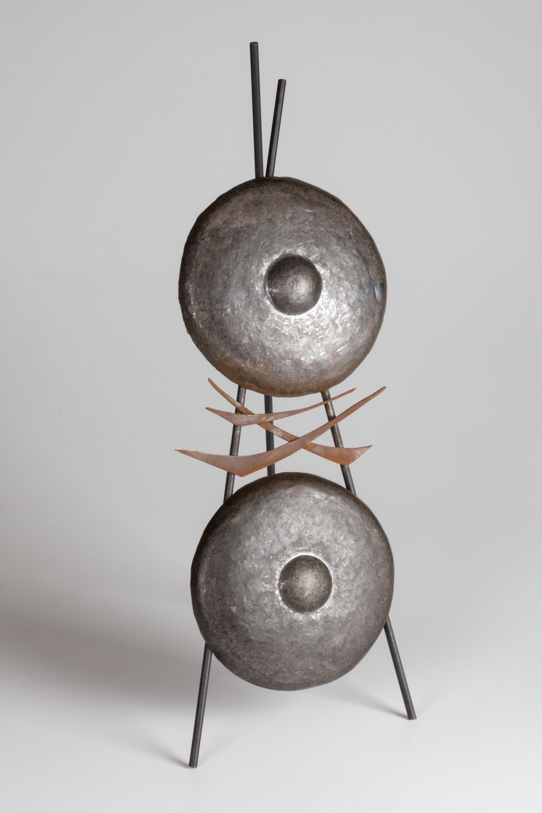 """Gongs"" by Gigi Gaulin"