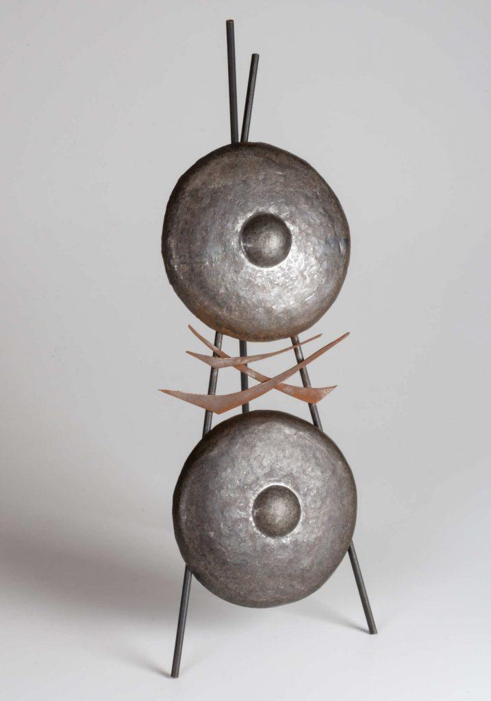 Gongs by Gigi Gaulin